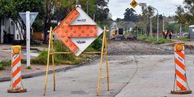 Se retoman las obras viales tras licencia de la construcción