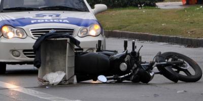 Un motonetista falleció tras protagonizar un siniestro de tránsito en Canelones