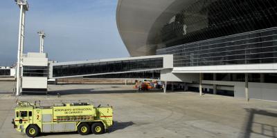 Incautaron 17 kilos de oro en el Aeropuerto de Carrasco