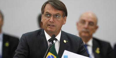 """Bolsonaro tacha de """"ficción"""" y """"porquería"""" filme brasileño nominado al Óscar"""