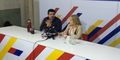 """El Partido Comunista declaró """"por unanimidad"""" su apoyo a Cosse como precandidata a la IM"""