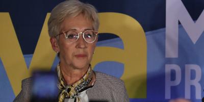Graciela Villar no respaldará a Martínez en candidatura a la Intendencia