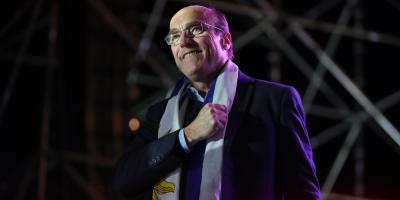 Martínez oficializó candidatura y buscará reeleción en la Intendencia de Montevideo