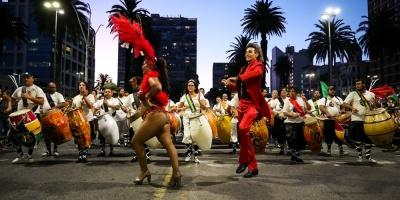 Imperatriz triunfó en el Desfile de Escuelas de Samba