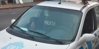 Un rapiñero resultó herido tras un intento de asalto contra un policía en Malvín