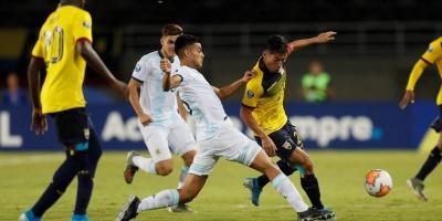 Argentina, a cuadrangular final; Colombia y Chile van por otro cupo el jueves