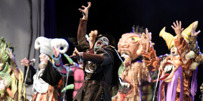 Las actuaciones previstas para la segunda jornada en el concurso de Carnaval