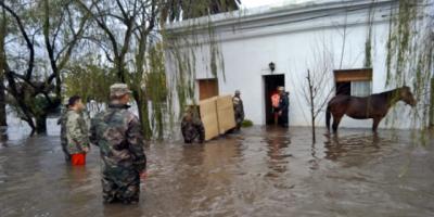 Proponen agilizar el traslado de unas 200 familias de San José que viven en zonas inundables