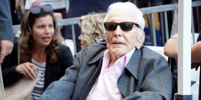 El cine francés rinde homenaje a Douglas, amigo del fundador de los César