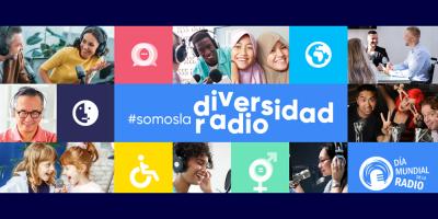 En el Día Mundial de la Radio 2020, la UNESCO hace un llamado a las emisoras de radio para que defiendan la diversidad, tanto en su sala de redacción como en las ondas