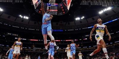 Raptors, marca de franquicia; Kings, 19 triples; Celtics mejoran y ganan
