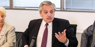 Alberto Fernández confirmó que no vendrá a la asunción de Luis Lacalle Pou
