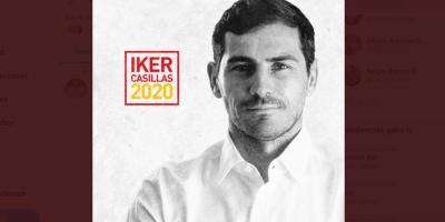 Iker Casillas confirma que se presentará a la presidencia de la Federación Española de Fútbol