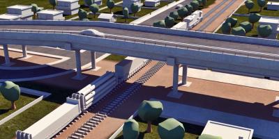 Firmas para activar referéndum contra Ferrocarril Central se presentarán a fines de febrero