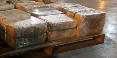 Policía de Tránsito se incautó de un cargamento que contenía más de 500 Kgrs. de marihuana