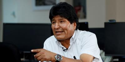 Bolivia: el partido de Evo Morales es favorito para las elecciones de mayo