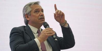 Presidente argentino celebra coincidencias con FMI tras fin de las reuniones
