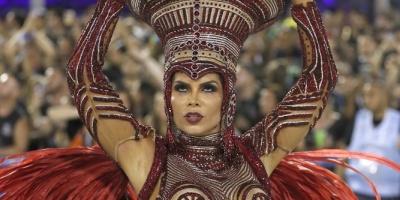 Desfiles del Carnaval de Río abren con llamado para salvar el medioambiente