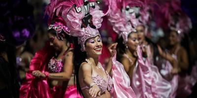 Continúa esta noche la segunda etapa del concurso oficial de Carnaval