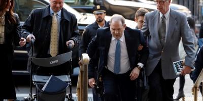 Productor de cine Harvey Weinstein se enfrenta a máximo de 29 años de cárcel por dos delitos sexuales