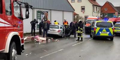 Policía alemana investiga atropello intencionado en carnaval con 30 heridos
