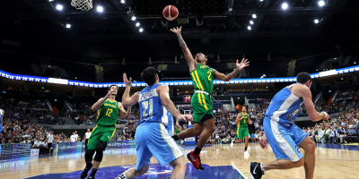 Brasil ganó a Uruguay por 83-76 en tiempo suplementario por la Americup