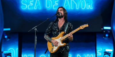 Juanes: He madurado, ahora entiendo más la vida y disfruto de cada concierto