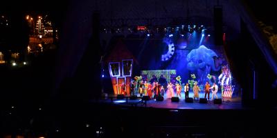 Se conocieron los conjuntos que pasaron a la liguilla en el Concurso de Carnaval