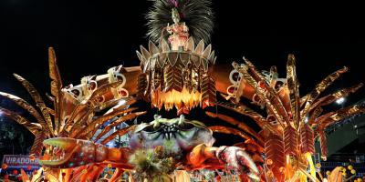 Un desfile sobre la lucha de mujeres negras es el campeón del Carnaval de Río