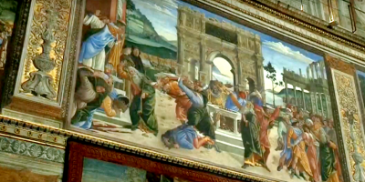 Roma le rinde homenaje a Rafael con la mayor exposición realizada sobre el artista