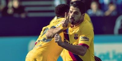 """Luis Suárez, """"convencido"""" de que volverá a jugar esta temporada"""