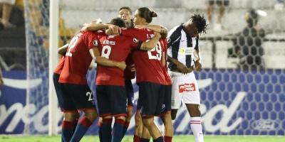 Nacional arranca a toda máquina con un gol a los 12 segundos