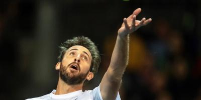 Copa Davis: Uruguay cuesta arriba