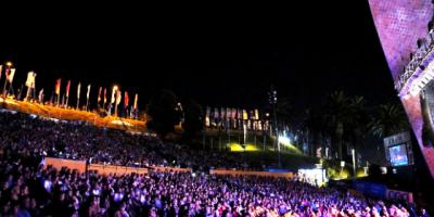 Agarrate Catalina fue la murga ganadora en el Carnaval 2020