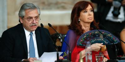 Fernández augura que contexto internacional profundizará la crisis argentina