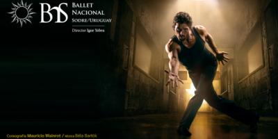 """""""Un tranvía llamado deseo"""" por el Ballet Nacional del Sodre (BNS) - Estreno"""