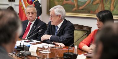 Chile decreta el estado de excepción para afrontar el coronavirus