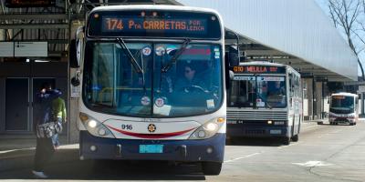 Comenzó a regir la adecuación de frecuencias y extensión del boleto en Montevideo