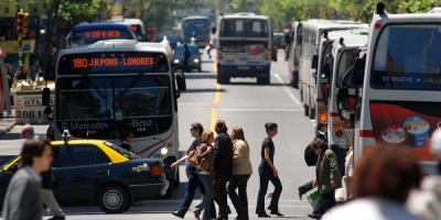 Empresas de transporte realizaron envíos de trabajadores al seguro de desempleo