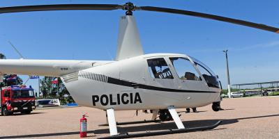 Policía Aérea viene cumpliendo operativo de exhortación a evitar aglomeraciones