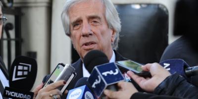 """Tabaré Vázquez pidió """"cuarentena total"""" obligatoria"""