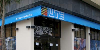 UTE determinó el cierre de todas sus oficinas comerciales hasta nuevo aviso