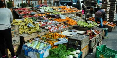 Aplican nuevas medidas en ferias de alimentos en Montevideo
