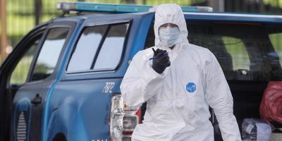 Argentina suma 117 casos más de COVID-19 y confirma transmisión comunitaria