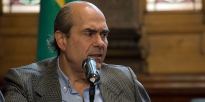 """Abdala calificó de """"bochornosa"""" actitud de Molina insultando a Lacalle Pou"""