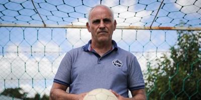 Antonio Alzamendi, un 'crack'