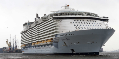 Varios pasajeros de crucero anclado en Montevideo tienen síntomas de COVID-19