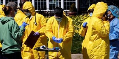 China pone un condado en cuarentena tras descubrir nuevos contagios del virus