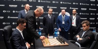 El campeón mundial Carlsen lanza el primer torneo de elite por internet