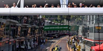 Los pilotos de la escudería Williams se reducen el sueldo un 20 %